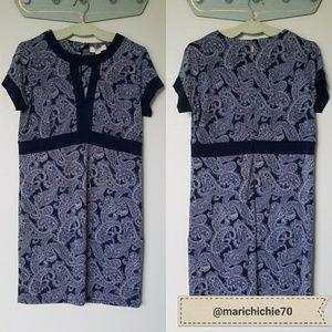 NWT Michael Kors Printed Dress/Large